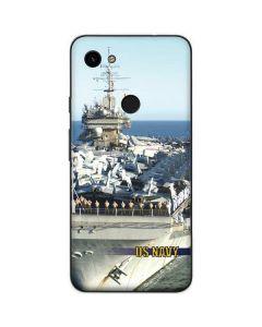 US Navy USS Constellation Google Pixel 3a Skin