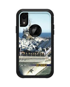 US Navy USS Constellation Otterbox Defender iPhone Skin
