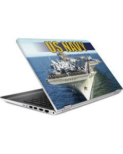 US Navy USS Constellation HP Pavilion Skin