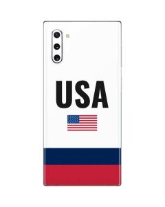 USA American Flag Galaxy Note 10 Skin