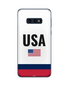 USA American Flag Galaxy S10e Skin