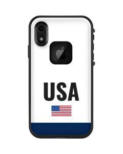 USA American Flag LifeProof Fre iPhone Skin