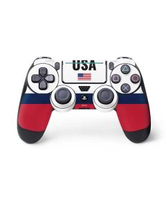 USA American Flag PS4 Pro/Slim Controller Skin