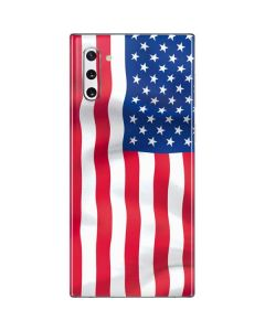 USA Flag Galaxy Note 10 Skin