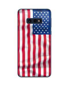 USA Flag Galaxy S10e Skin