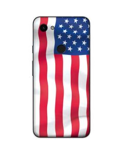 USA Flag Google Pixel 3a Skin