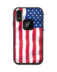 USA Flag LifeProof Fre iPhone Skin