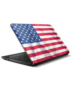 USA Flag HP Notebook Skin