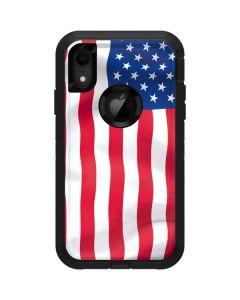 USA Flag Otterbox Defender iPhone Skin