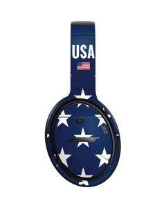 USA Flag Stars Bose QuietComfort 35 II Headphones Skin