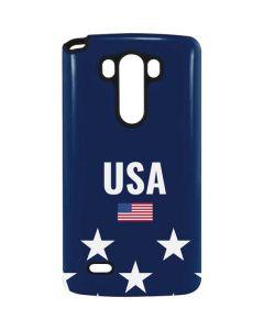 USA Flag Stars G3 Stylus Pro Case