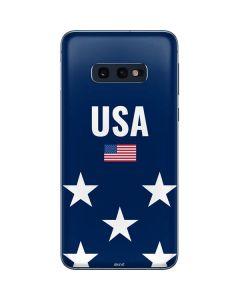 USA Flag Stars Galaxy S10e Skin