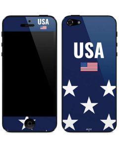 USA Flag Stars iPhone 5/5s/SE Skin