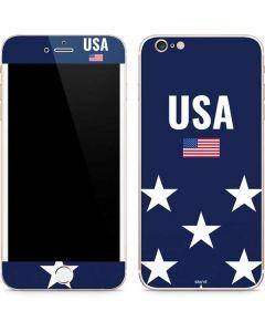 USA Flag Stars iPhone 6/6s Plus Skin