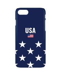 USA Flag Stars iPhone 8 Lite Case