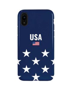 USA Flag Stars iPhone XR Pro Case