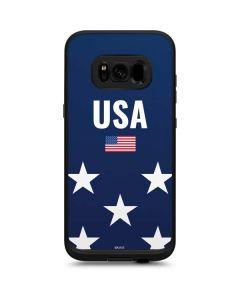 USA Flag Stars LifeProof Fre Galaxy Skin