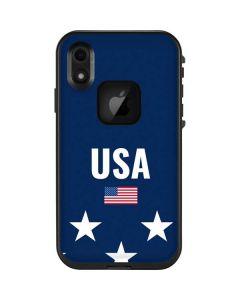 USA Flag Stars LifeProof Fre iPhone Skin