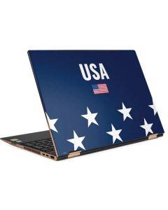USA Flag Stars HP Spectre Skin