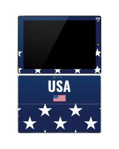 USA Flag Stars Surface Pro 3 Skin