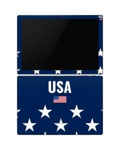 USA Flag Stars Surface Pro 6 Skin