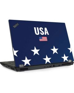 USA Flag Stars Lenovo ThinkPad Skin