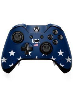 USA Flag Stars Xbox One Elite Controller Skin