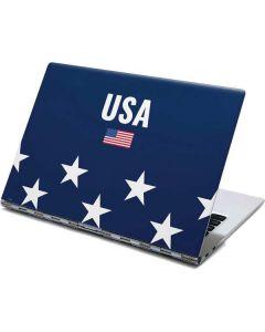 USA Flag Stars Yoga 910 2-in-1 14in Touch-Screen Skin