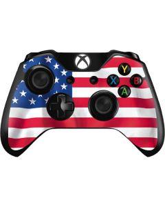 USA Flag Xbox One Controller Skin