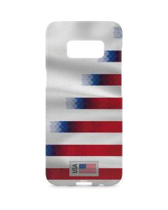 USA Soccer Flag Galaxy S8 Plus Lite Case