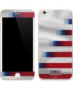 USA Soccer Flag iPhone 6/6s Plus Skin