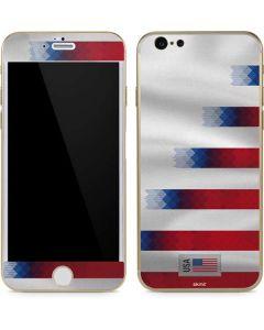 USA Soccer Flag iPhone 6/6s Skin