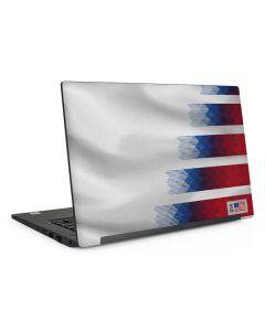 USA Soccer Flag Dell Latitude Skin