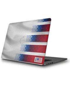 USA Soccer Flag Apple MacBook Pro Skin
