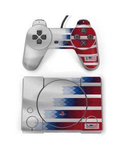 USA Soccer Flag PlayStation Classic Bundle Skin