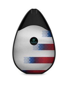 USA Soccer Flag Suorin Drop Vape Skin