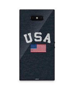 USA with American Flag Razer Phone 2 Skin