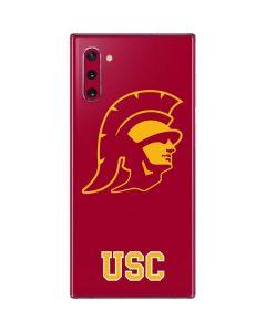USC Gold Trojan Mascot Galaxy Note 10 Skin