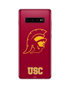 USC Gold Trojan Mascot Galaxy S10 Plus Skin