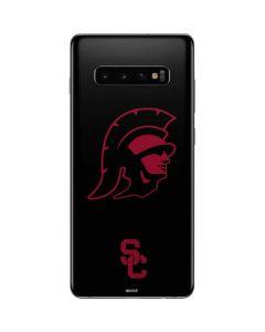 USC Trojan Mascot Galaxy S10 Plus Skin