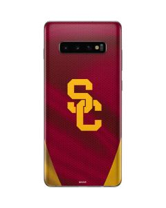USC Trojans Jersey Galaxy S10 Plus Skin
