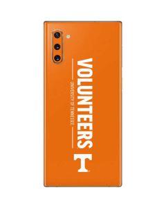 UT Knoxville Volunteers Galaxy Note 10 Skin