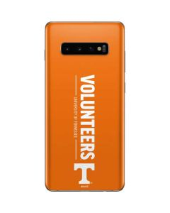 UT Knoxville Volunteers Galaxy S10 Plus Skin