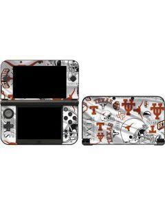 UT Pattern 3DS XL 2015 Skin