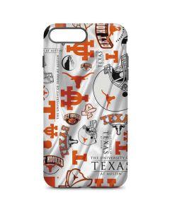 UT Pattern iPhone 8 Plus Pro Case