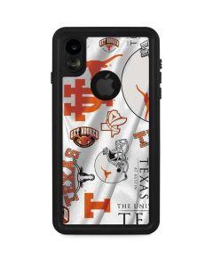 UT Pattern iPhone XR Waterproof Case