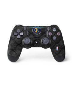Utah Jazz Black Rust PS4 Pro/Slim Controller Skin