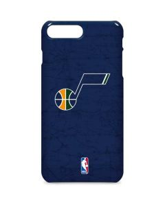 Utah Jazz Blue Texture iPhone 8 Plus Lite Case