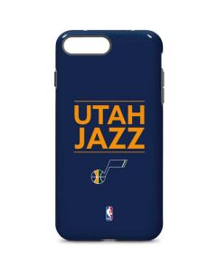 Utah Jazz Standard - Blue iPhone 8 Plus Pro Case