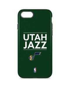 Utah Jazz Standard - Green iPhone 7 Pro Case